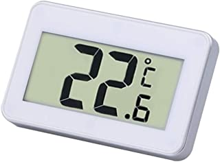 xdrfxrghjku Mini LCD Termómetro Digital Refrigerador Medidor De Temperatura Interior Medidor Electrónico De Temperatura co...