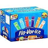 Flavor Ice Assorted Freezer Pops , 200 CT
