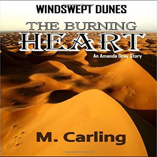 Windswept Dunes audiobook cover art