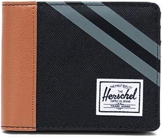 Herschel Roy Moneda de cuero sintético para hombre