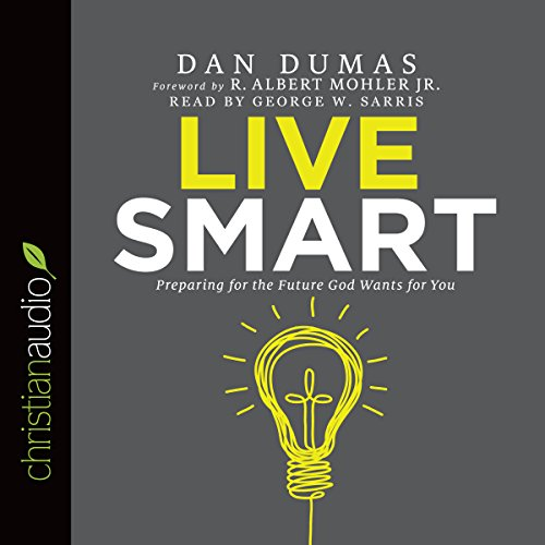 Live Smart audiobook cover art
