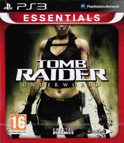 Tomb Raider Underworld - Essentials [Importación Inglesa]