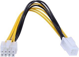 okstylerty マザーボード パソコン・周辺機器 PC 配線アクセサリー マザーボードUSB 9ピン延長ライン1分4