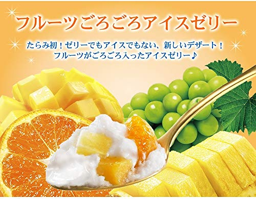 たらみ 果実を味わう 2種×各6個(計12個)セット (ミックスフルーツ・杏仁) ※北海道・沖縄・離島へのご注文は承っておりません。 ※置き配指定不可