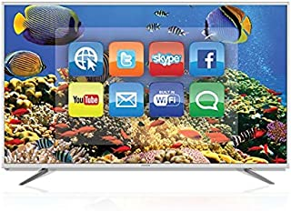 Nikai 75 Inch TV 4K UHD Android TV Silver - UHD75SLEDT