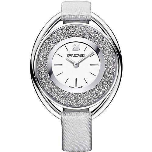Swarovski Crystalline Oval Gray Ladies Watch 5263907