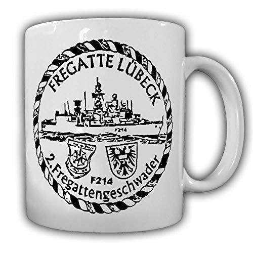 Tasse 60 Jahre Bundeswehr Berlin Helfende Hände Abzeichen Stempel Emblem #24089