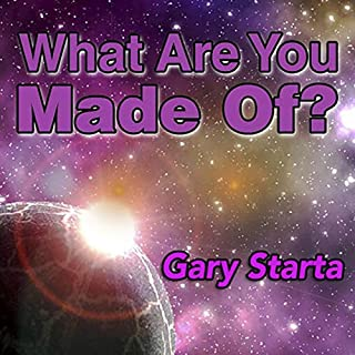 What Are You Made Of? audiobook cover art