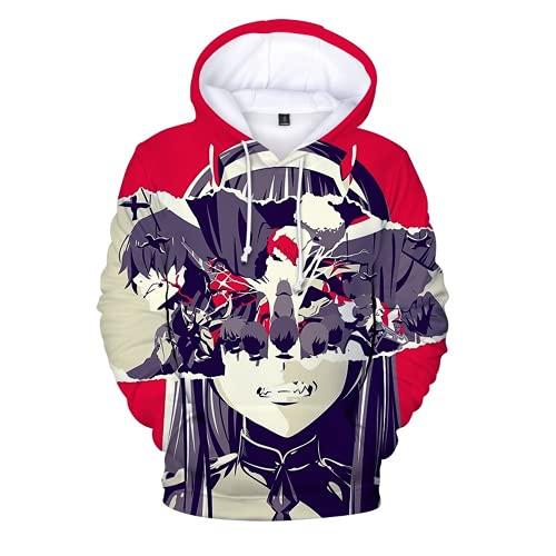 Zero Two EN Bikini 3D Hoodies Sweatshirt 2020 Herbst Winter Anime Graphic Hoodie Darling in The FRANXX, 3D-7, S