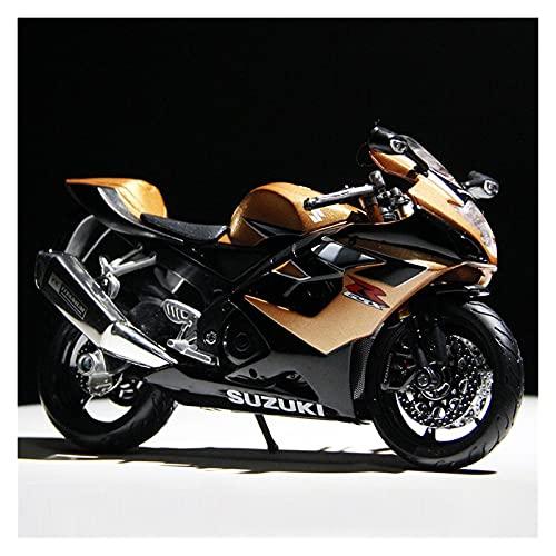 Boutique 1:12 Motocicleta Aleación Simulación En Miniatura para Kawasaki Ninja ZX-10R Modelo Locomotora Varios Colección Adultos Regalo Coche Juguete ( Color : 16 )