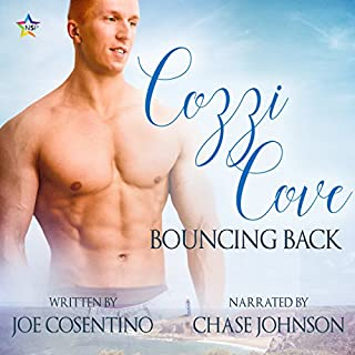 Cozzi Cove: Bouncing Back audiobook cover art