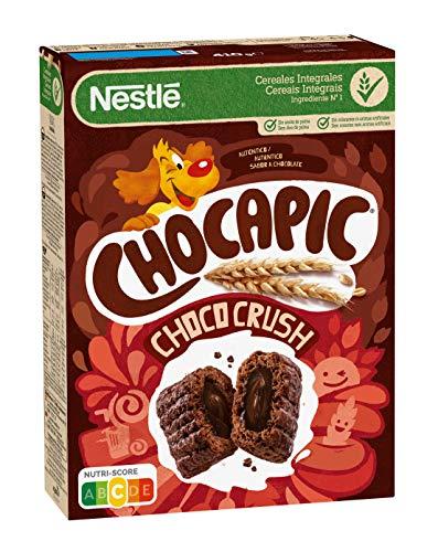 Cereales Nestlé Chocapic ChocoCrush - 1 paquete de 410g