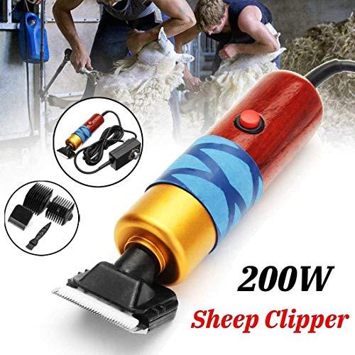 Mayn Electric Sheep Clipper Professionelle Schere Hundepflege Kit Trimmer for Kaninchen Pet Hundepflege Werkzeuge Haarschneidemaschinen