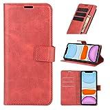 MAYO Custodia in PU Pelle con Slot per Schede,Cover per Samsung Galaxy A12,per Schede Cust...