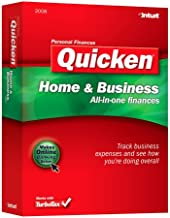 Quicken 2008 Home & Business [OLD VERSION]