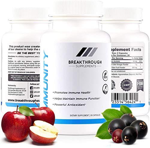 Healthiest Apple Cider Vinegar Pills