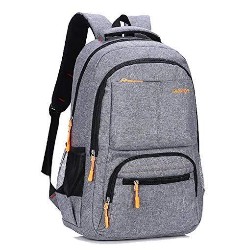 Mochila de viaje para ordenador portátil grande y elegante mochila para colegio, negocios, trabajo, hombres y mujeres