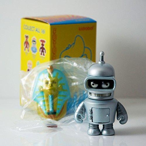 Bender Futurama Universe X Mini Series by Kidrobot Opened Blind Box