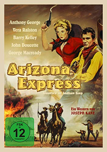 GESTRICHEN - Arizona Express (Gunfire at Indian Gap)