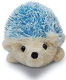 Fluffuns Hedgehog Stuffed Animal - Stuffed Hedgehog Plush Toy, 6 Inch Plush Hedgehog (Blue)