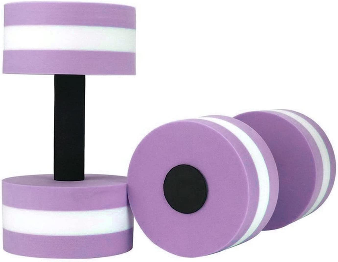 LJWWB Water Dumbbell Foam Floating Fitness Al sold Spring new work out. Pair 1