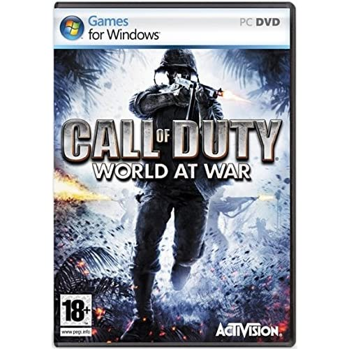 Call of Duty: World at War (PC) [Windows] [Edizione: Regno Unito]