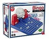 Falomir - Juego de Bingo XXL | Con Bombo de 90 Bolas | Juega y diviértete en familia | Perfecto para regalar
