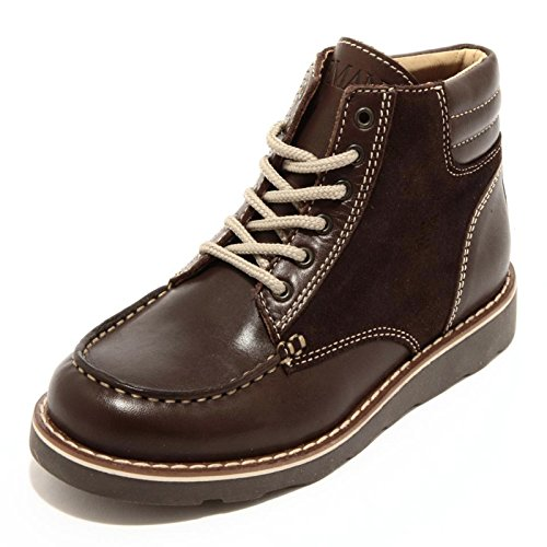 97098 Polacchino Armani JUNIOR Scarpa Stivale Bimbo Boots Shoes Kids [33]