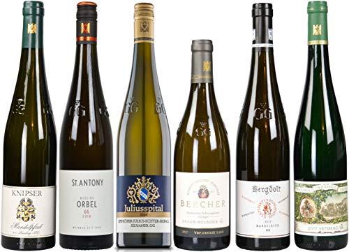 Großes Gewächs Wein Paket weiß (6 x 0,75 l)