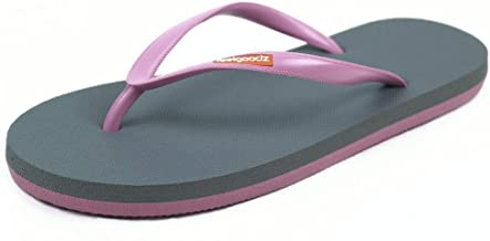 Feelgoodz Slimz Flip-Flops, 100% Natural and All-Vegan Sandals, Fair Trade Certified, Counsciously Sourced and Artisan-Cra...