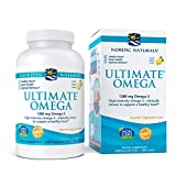 Nordic Naturals Ultimate Omega, 1,000 mg Fish Oil, 180 Soft Gels