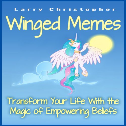 Winged Memes audiobook cover art