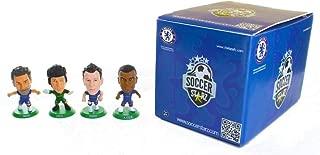 Soccerstarz Chelsea Fc Figure 4 Pack Set 2