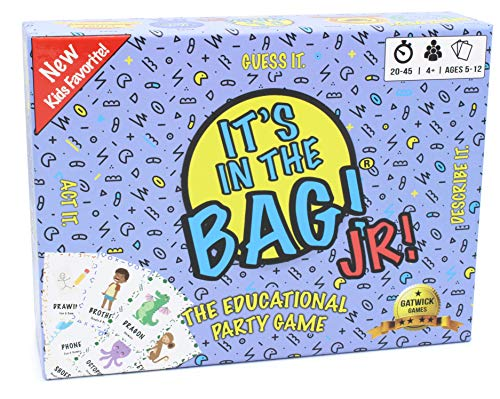 It's in The Bag! Jr. - A Charades G…