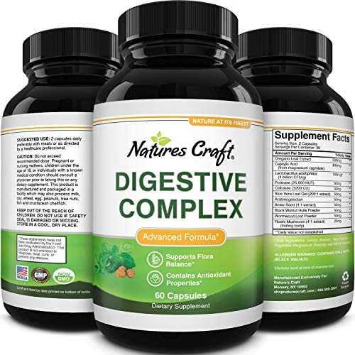 Daily Cleanse Gut Health Supplement Gut Cleanse Probiotic Supplements for Digestive Health Herbal product image