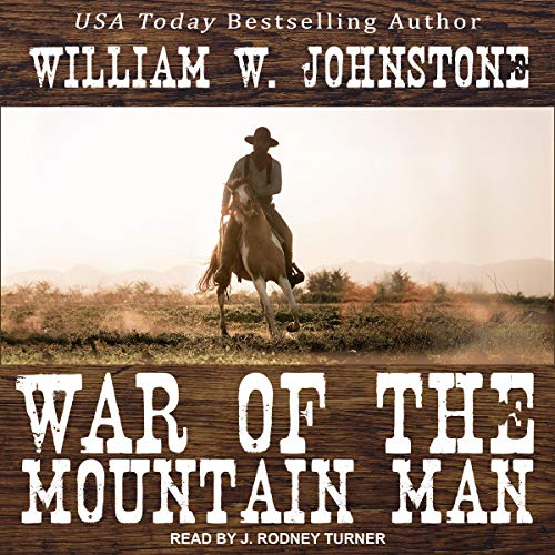 War of the Mountain Man cover art