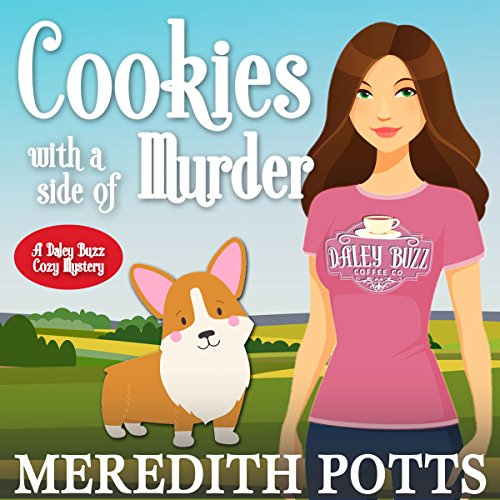Cookies with a Side of Murder cover art