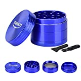 Aerometal 2' 4 Piece Spice Herb Grinder Handy tools Sharp, durable and...
