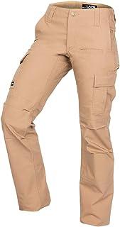 LA Police Gear Women's Mechanical Stretch Ops Tactical Cargo Pants