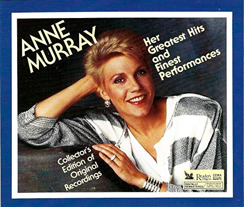 Anne Murray: Greatest Hits and Finest Performances 3 CD set by N/A (0100-01-01)