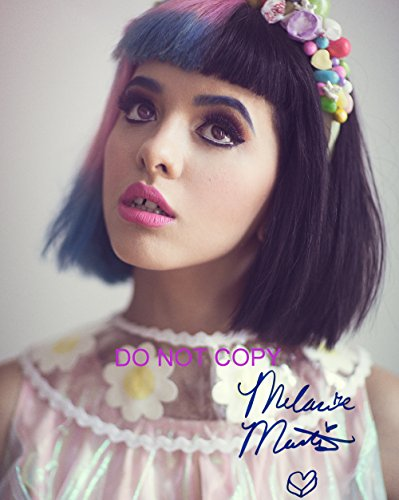 """Melanie Martinez Reprint SIGNED 11x14"""" Poster Photo #2 RP Dollhouse The Voice Cry Baby"""