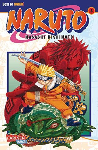 Naruto, Band 8