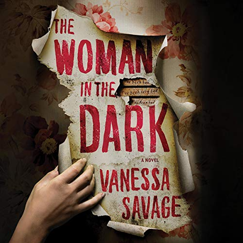 The Woman in the Dark audiobook cover art