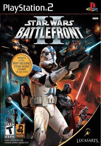 Star Wars Battlefront II - PlayStation 2 (Renewed)