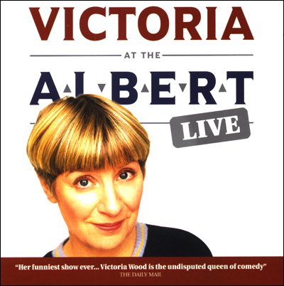 Victoria at the Albert audiobook cover art