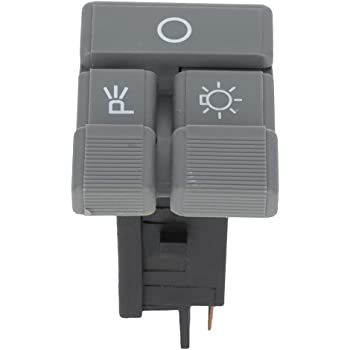 1995287 1995316,D1546D D1573A Headlight Headlamp Switch Replacement Parts For 1985-89 Chevy Astro Headlight Switch 1985-94 Chevy Blazer S10 Headlight Switch 1985-93 Chevy