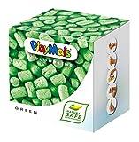 PlayMais 160031 Basic Colourline Green, ca. 150 Teile, grün
