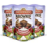 3-Pack of Birch Benders Organic Ultimate Fudge Brownie Mix Birch Benders Organic Ultimate Fudge Brownie is made with the highest quality, certified organic ingredients. EASY TO MAKE: Stir brownie mix, oil, water, and eggs in a bowl until blended. Fam...