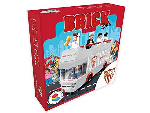 Sevilla FC Brick Bus, Multicolor, Talla Única