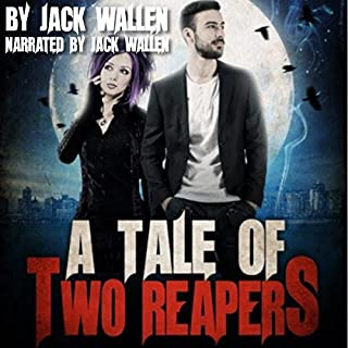 A Tale of Two Reapers audiobook cover art